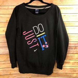 Nike Tops - Vintage Nike Just Do It Crew Neck Sweatshirt